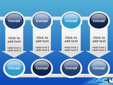 Swimming Pool PowerPoint Template Slide 18