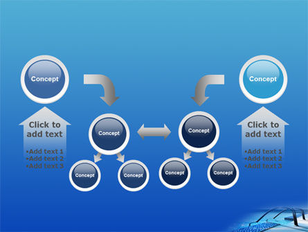 Swimming Pool PowerPoint Template Slide 19