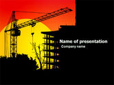 Building Set PowerPoint Template#1