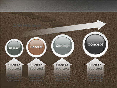 Winding Road PowerPoint Template Slide 13