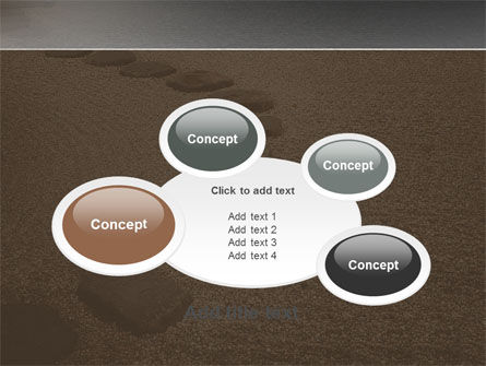 Winding Road PowerPoint Template Slide 16