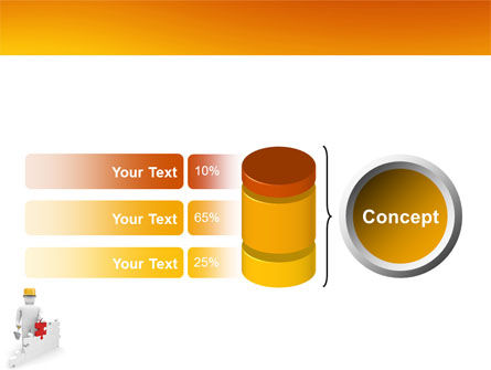Building Up PowerPoint Template Slide 11