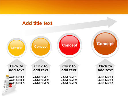 Building Up PowerPoint Template Slide 13