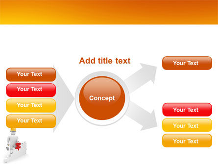 Building Up PowerPoint Template Slide 14