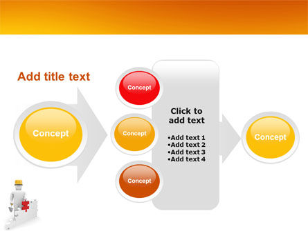Building Up PowerPoint Template Slide 17