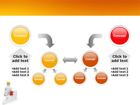 Building Up PowerPoint Template Slide 19