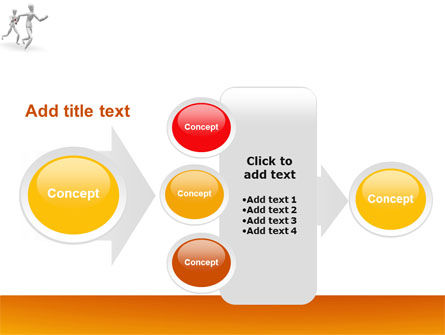 Relay PowerPoint Template Slide 17