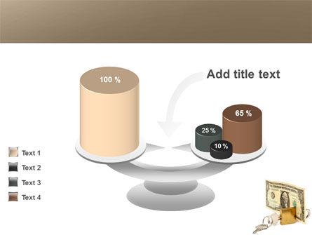 Money Savings PowerPoint Template Slide 10