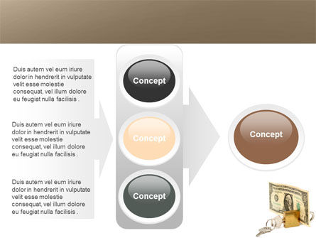 Money Savings PowerPoint Template Slide 11