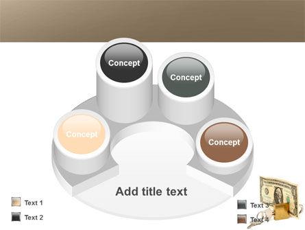 Money Savings PowerPoint Template Slide 12