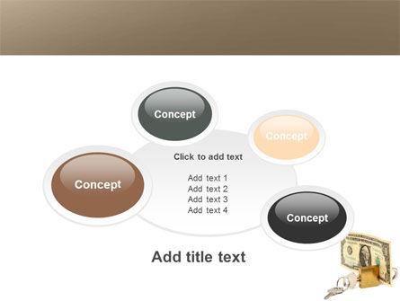 Money Savings PowerPoint Template Slide 16