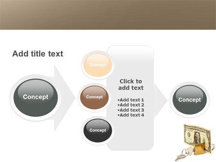 Money Savings PowerPoint Template Slide 17