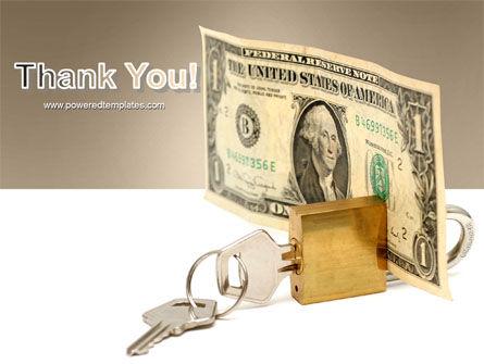 Money Savings PowerPoint Template Slide 20