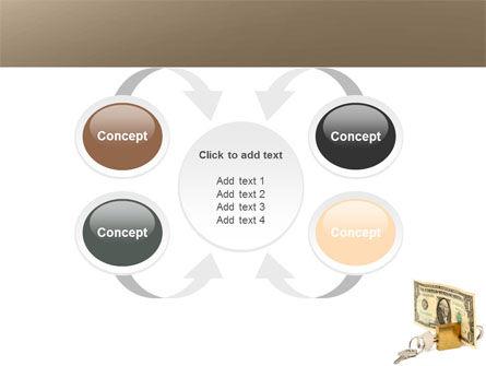 Money Savings PowerPoint Template Slide 6