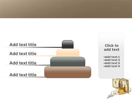 Money Savings PowerPoint Template Slide 8