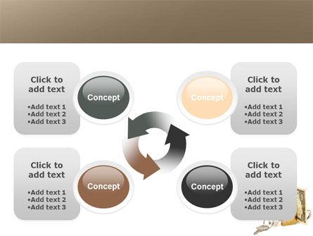 Money Savings PowerPoint Template Slide 9
