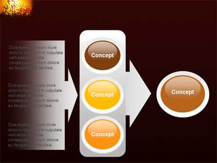 Sunny Field PowerPoint Template Slide 11