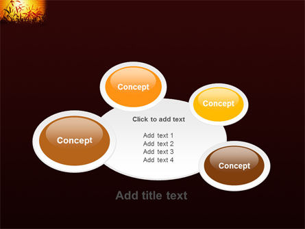 Sunny Field PowerPoint Template Slide 16