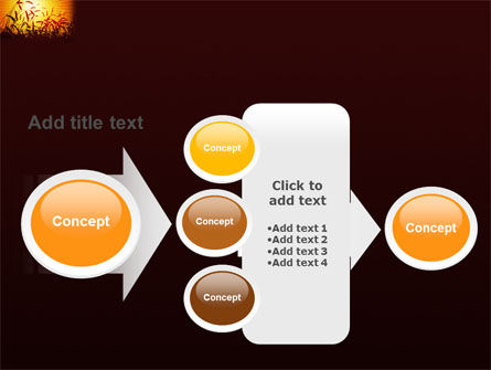 Sunny Field PowerPoint Template Slide 17