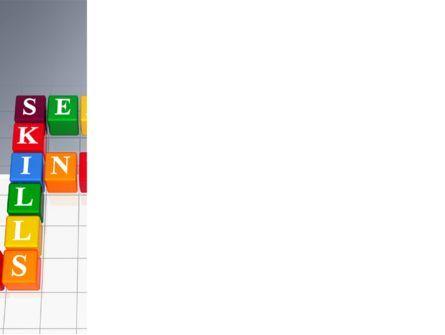 Job Benefits PowerPoint Template, Slide 3, 03621, Education & Training — PoweredTemplate.com