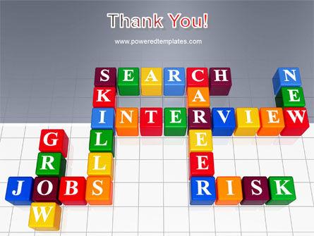 Job Benefits PowerPoint Template Slide 20