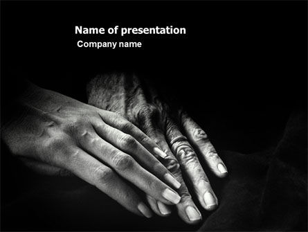People: Age and Youth PowerPoint Template #03623