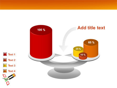 Questionnaire PowerPoint Template Slide 10