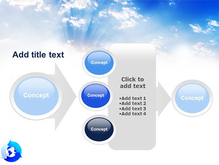 Global Recycle PowerPoint Template Slide 17