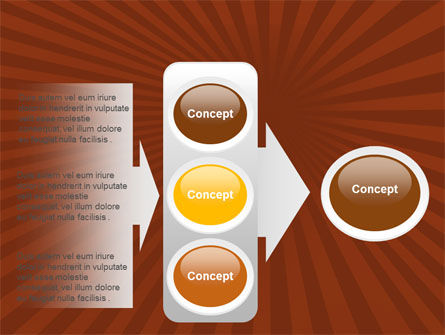The Wall PowerPoint Template Slide 11