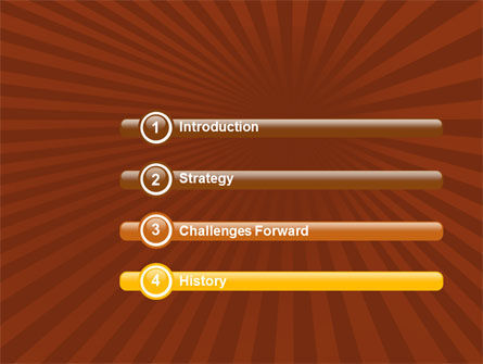 The Wall PowerPoint Template Slide 3