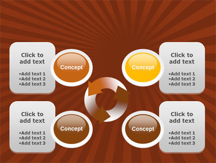 The Wall PowerPoint Template Slide 9