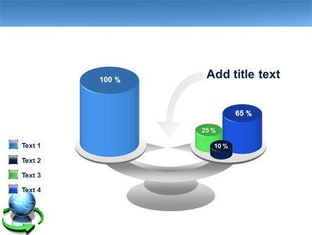 Restoring World PowerPoint Template Slide 10