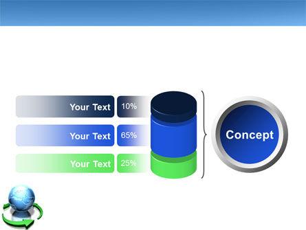 Restoring World PowerPoint Template Slide 11