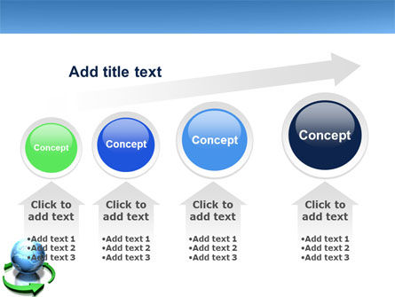 Restoring World PowerPoint Template Slide 13