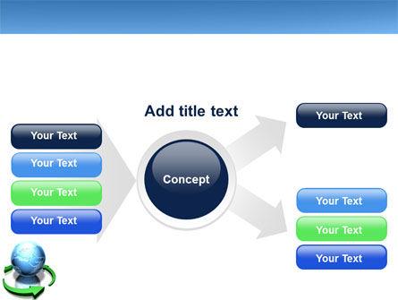 Restoring World PowerPoint Template Slide 14