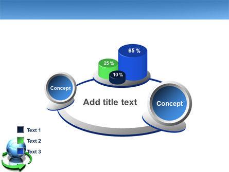 Restoring World PowerPoint Template Slide 16