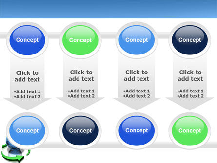 Restoring World PowerPoint Template Slide 18