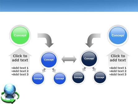 Restoring World PowerPoint Template Slide 19