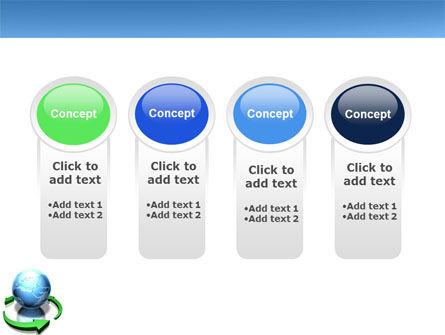 Restoring World PowerPoint Template Slide 5