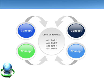 Restoring World PowerPoint Template Slide 6
