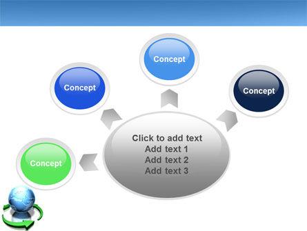Restoring World PowerPoint Template Slide 7