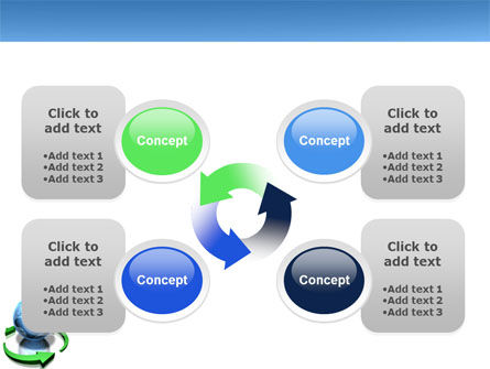 Restoring World PowerPoint Template Slide 9