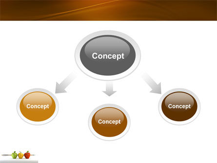Reaching the Aim PowerPoint Template Slide 4