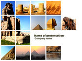 Careers/Industry: Traveling PowerPoint Template #03640