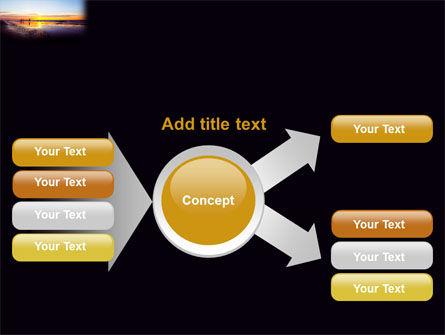 Ocean Sunset PowerPoint Template Slide 14