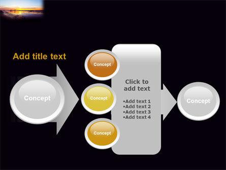 Ocean Sunset PowerPoint Template Slide 17