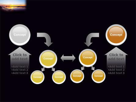 Ocean Sunset PowerPoint Template Slide 19