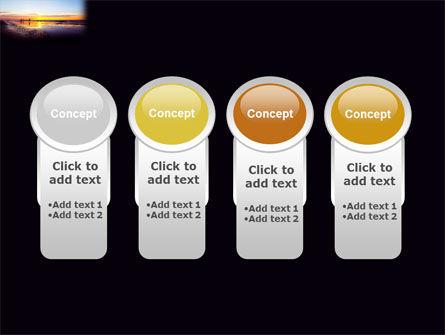 Ocean Sunset PowerPoint Template Slide 5