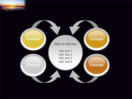 Ocean Sunset PowerPoint Template Slide 6