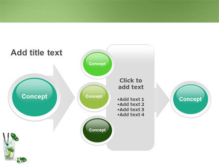 Mochito PowerPoint Template Slide 17